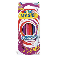 Magic Felt Tip Color Change Pens - The European Boulevard Premec Prodir Brunnen Carioca Ooly