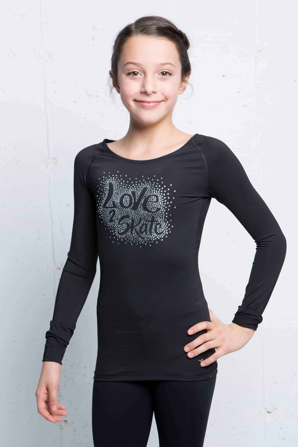 Love 2 SK8 Bling Xpression Top - Elite Xpression