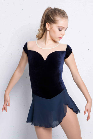 Navy Aristocrate Dress