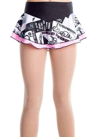 4EVER pink Xpression skirt - Elite Xpression