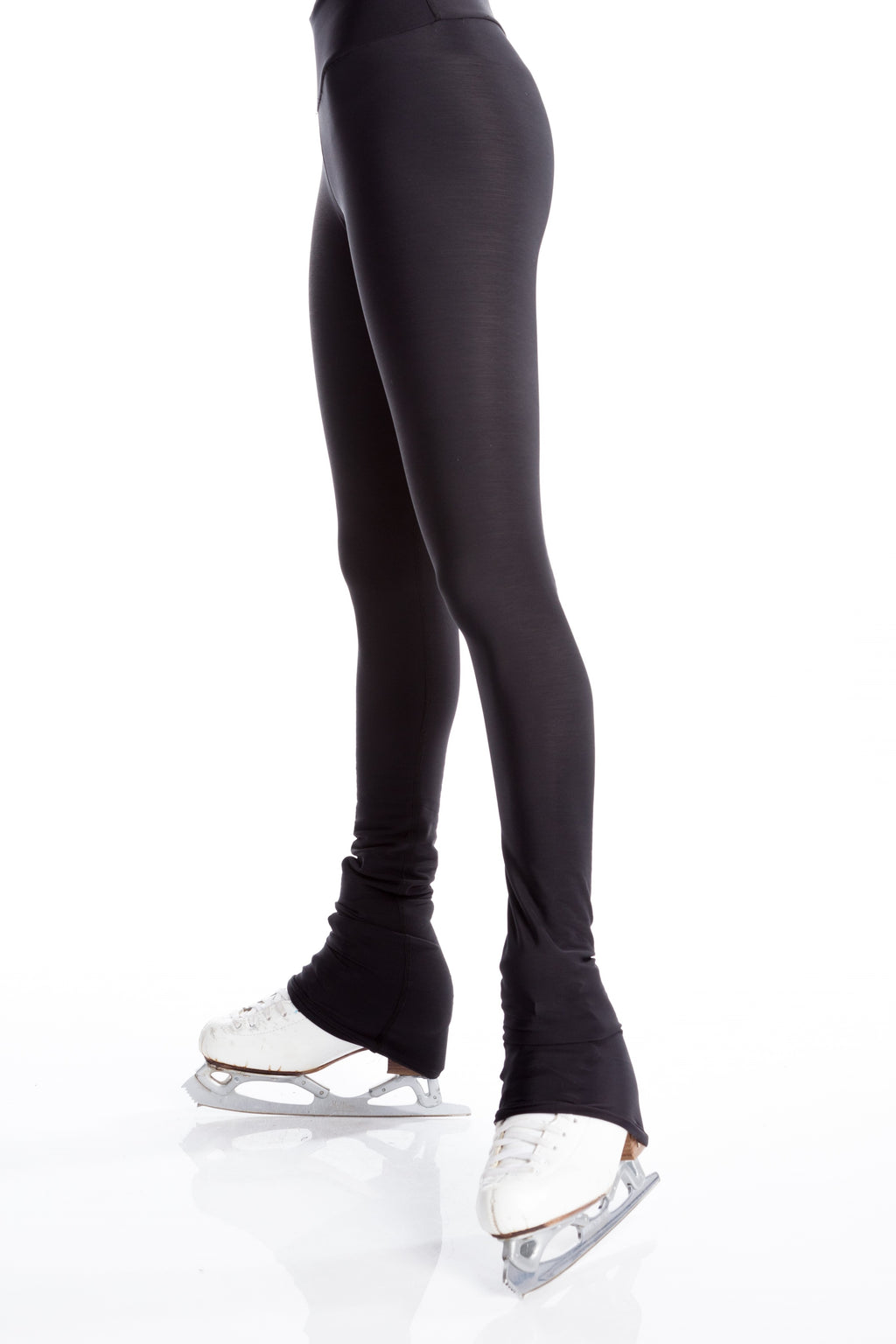 Black High Waist Supplex Legging - Elite Xpression