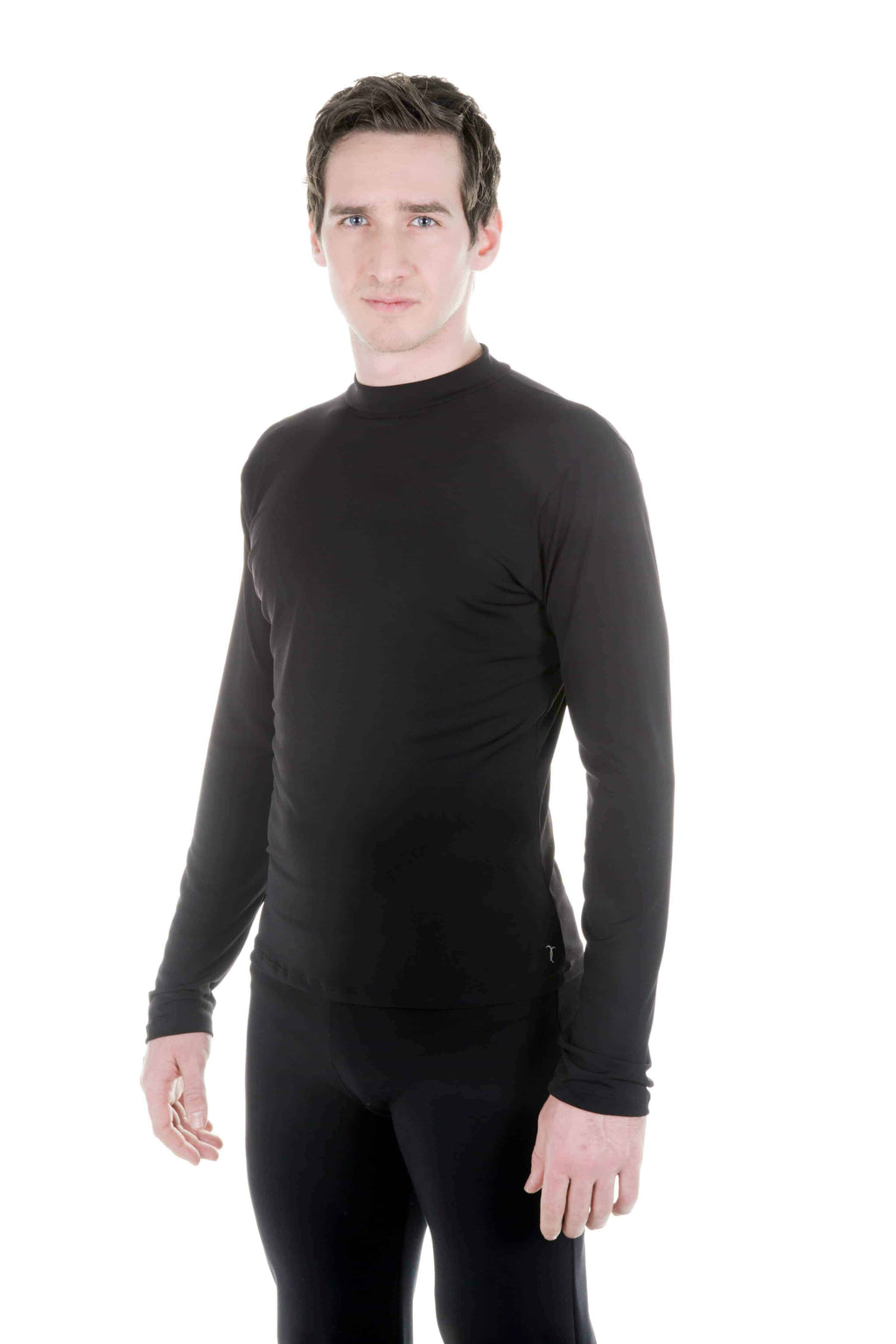 Men's Basic Long Sleeves Shirt - Grey - Elite Xpression
