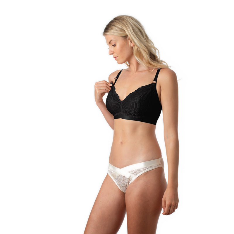Warrior soft cup by Projectme nursing lingerie