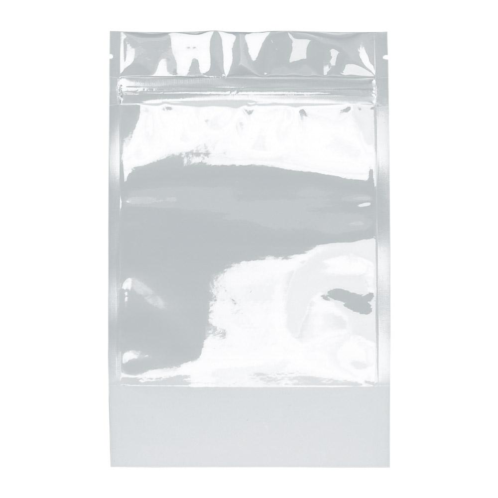 Mylar Bag Vista Silver 1 Ounce - 1,000 Count