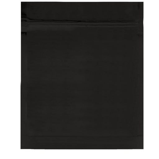 Mylar Bag Vista Black 1 Pound - 1,000 Count