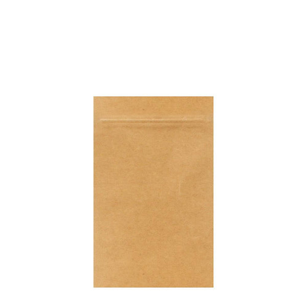 Mylar Bag Vista Kraft Paper 1/4 Ounce - 1,000 Count