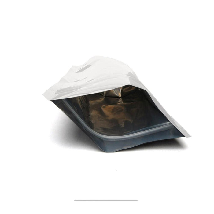 Mylar Bag White 1/2 Ounce - 1,000 Count