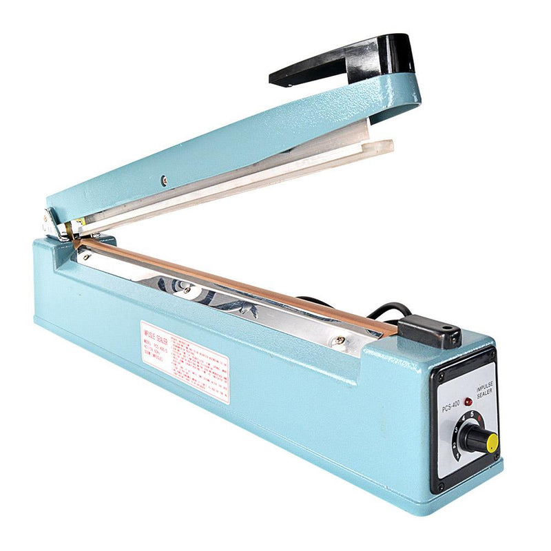 "16"" Impulse Poly Bag Heat Sealer Machine"