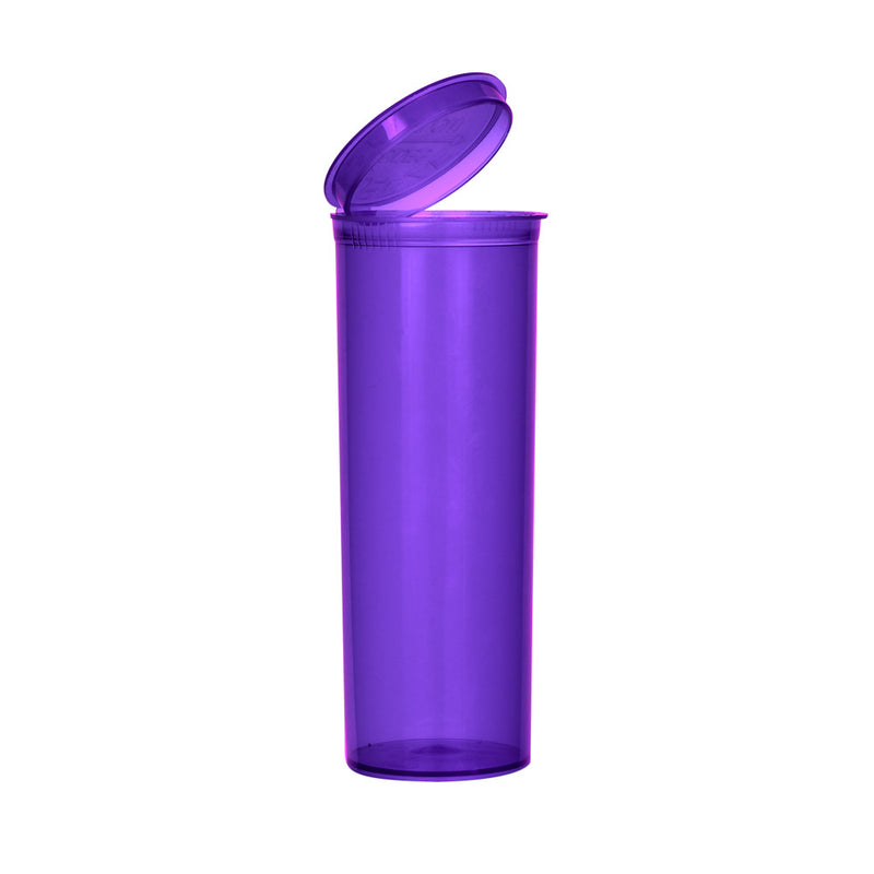 Purple Pop Top Bottle 60 Dram
