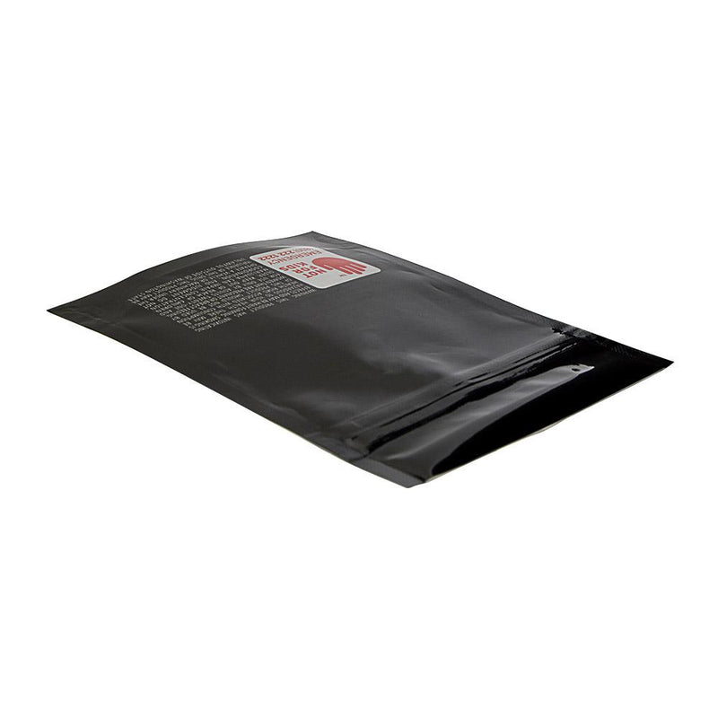 Mylar Bag WA Vista Black 1 Gram - 1,000 Count