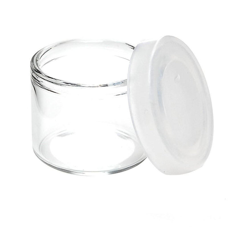 Glass No Neck Concentrate Containers 6ML