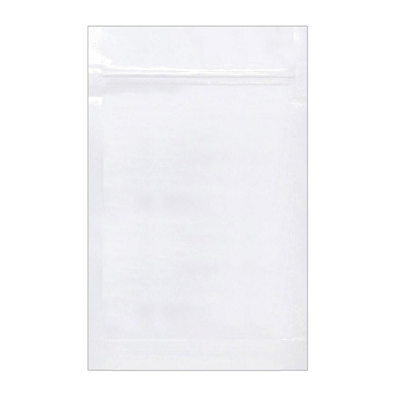 Mylar Bag Vista White 1 Ounce - 1,000 Count