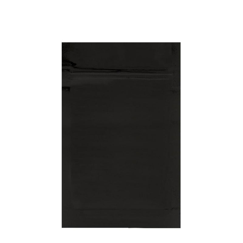 Mylar Bag Black 1/2 Ounce - 1,000 Count
