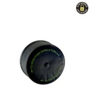 Child-Resistant Push & Turn Plastic Cap - Black - 5ml - 504 Count