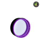 Child Resistant Tamper Evident Cap Black & Purple - 600 Count