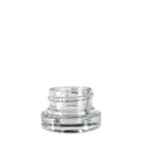 5ml Clear Glass Dab Jars - 504 Count