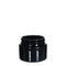 Black Plastic Symmetric Child Resistant Jar 20 Dram - 600 Count