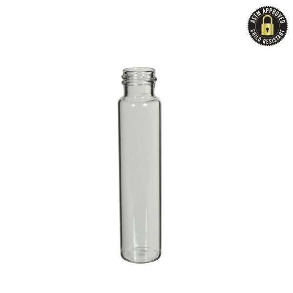 Glass Pre-Roll Tube 102mm - Tube Only - 400 Count