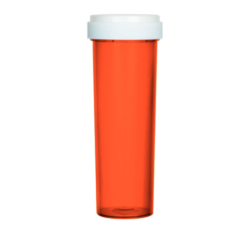 Red Reversible Cap Vial 60 Dram