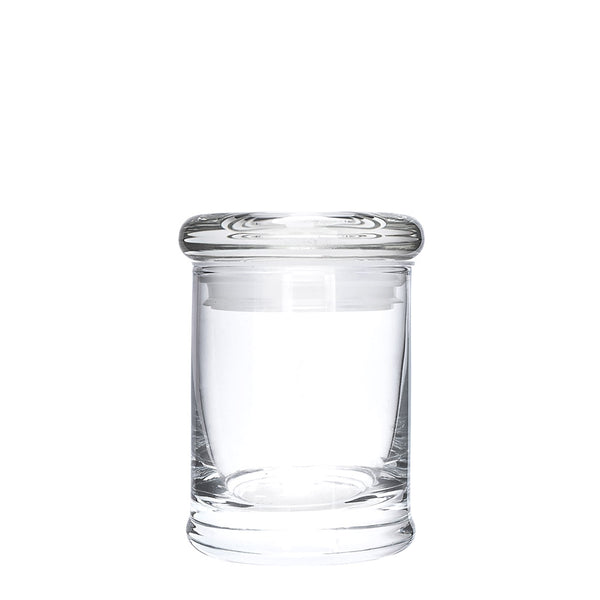 Suction Lid Glass Jars 2oz - 64 Count