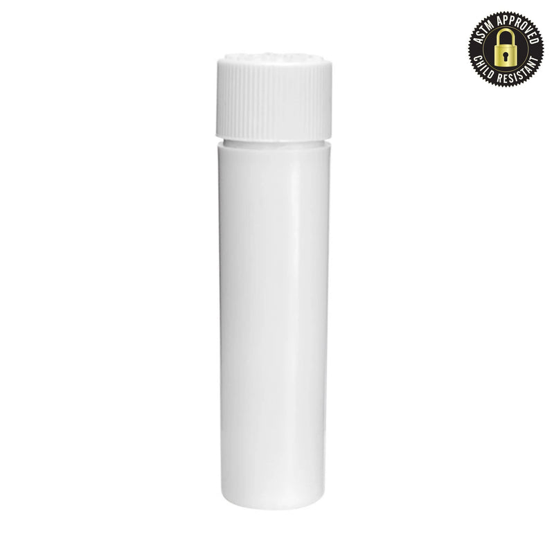 Child Resistant Vape Cartridge Container 16MM - 500 Count