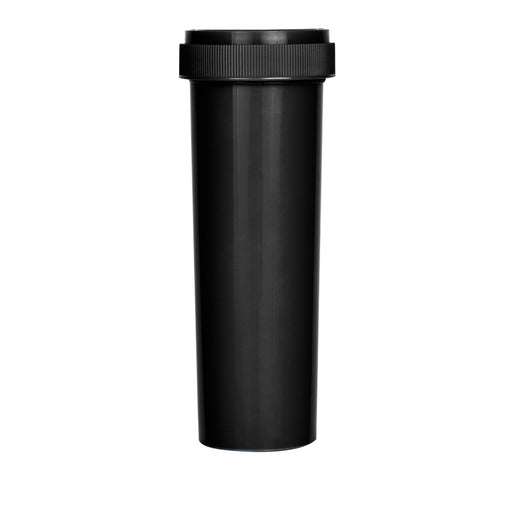 Black Reversible Cap Vial 60 Dram
