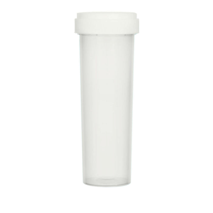 Clear Reversible Cap Vial 60 Dram