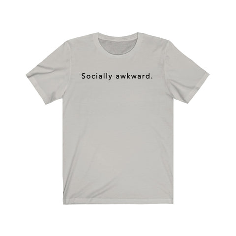 Socially awkward Tee - Thallo Shop
