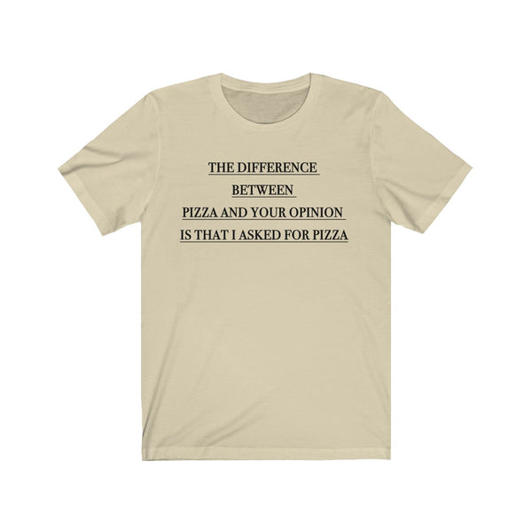 Pizza Lover Unisex Tee - Thallo Shop