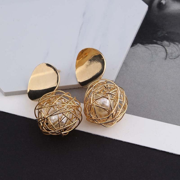 Modern Earrings - Thallo Shop