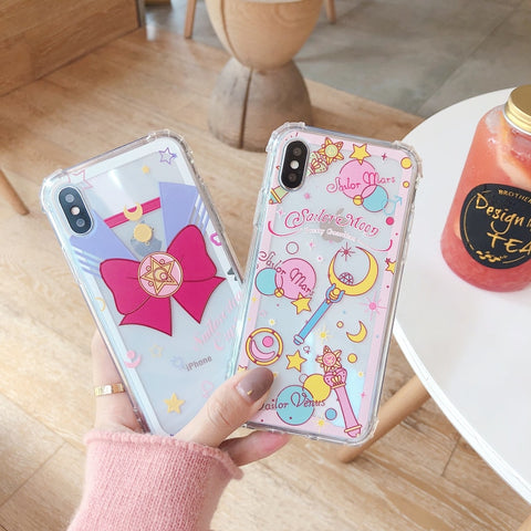 Cartoon Sailor Moon Air Cushion Case - Thallo Shop
