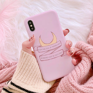 Cartoon Illustration Sailor Moon Case - Thallo Shop