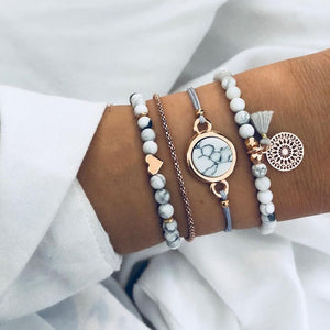 Bohemian Bracelet Set - Thallo Shop