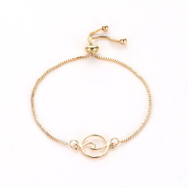The Wave Bracelet - Thallo Shop