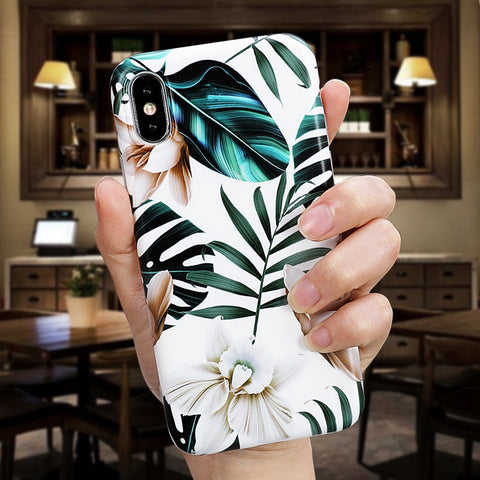 Green Leaf Case - Thallo Shop