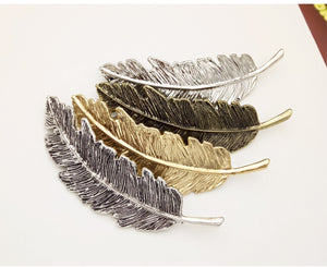 Feather Hair Clip - Thallo Shop