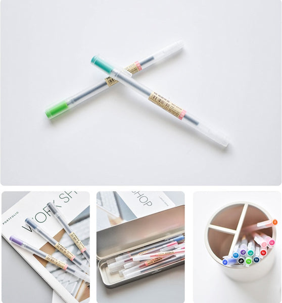 Muji Style Set Pens - Thallo Shop