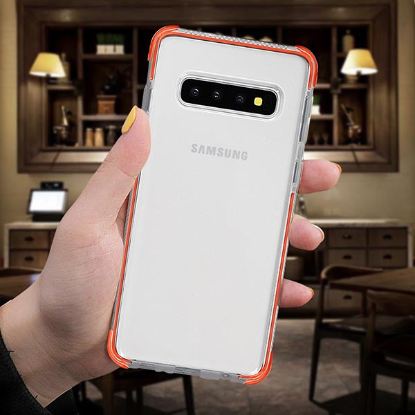 Shockproof Clear Samsung Case - Thallo Shop