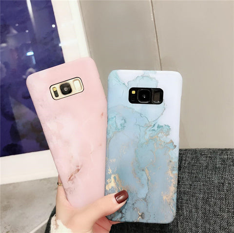 Cute Marble Samsung Case - Thallo Shop
