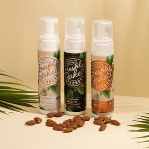 Ultra Dark Amaretto Scented Self Tan Mousse