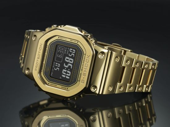 The Ultimate Full Metal G-SHOCK!