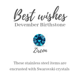 December Birthstone Set