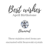 April Birthstone Set