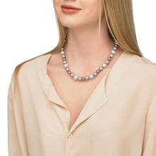 Load image into Gallery viewer, Multicolour Pearls Necklace Estela 128242120000101