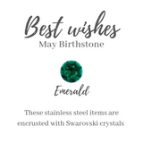 May Birthstone Set