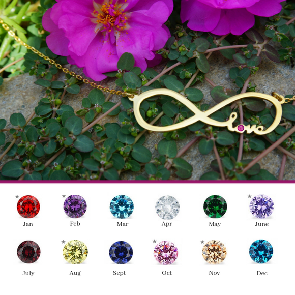 Infinite Love Necklace