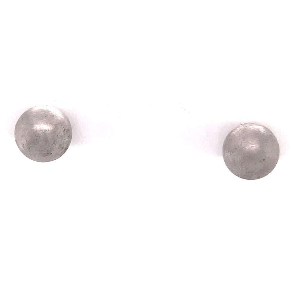 Silver Stud Earrings (ORSE5433RHS10)