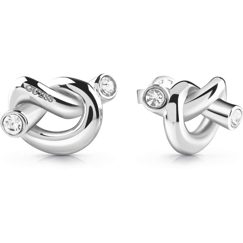 Guess Knot Knot Earrings (UBE29012)