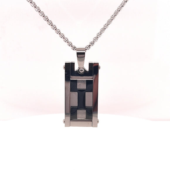 Stainless Steel Necklace - ANR-SH017