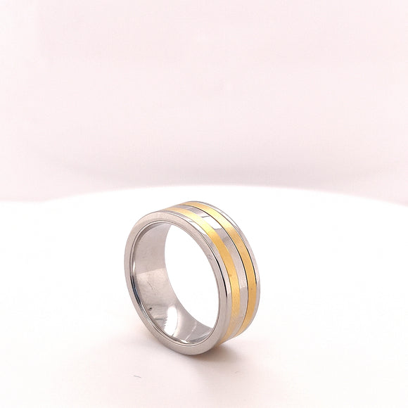 Stainless Steel Ring ANR-SH003